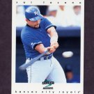 1997 Score Baseball #070 Sal Fasano - Kansas City Royals