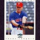 1997 Score Baseball #043 Rusty Greer - Texas Rangers