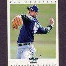 1997 Score Baseball #027 Ben McDonald - Milwaukee Brewers