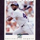 1997 Score Baseball #011 Chili Davis - California Angels