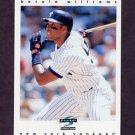 1997 Score Baseball #005 Bernie Williams - New York Yankees