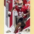 2009 Absolute Memorabilia Retail Football #096 Brandon Jones - San Francisco 49ers