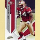 2009 Absolute Memorabilia Retail Football #084 Josh Morgan - San Francisco 49ers