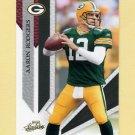 2009 Absolute Memorabilia Retail Football #035 Aaron Rodgers - Green Bay Packers