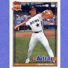1991 Topps Baseball #565 Craig Biggio - Houston Astros