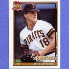 1991 Topps Baseball #425 Andy Van Slyke - Pittsburgh Pirates