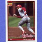 1991 Topps Baseball #130 Ozzie Smith - St. Louis Cardinals