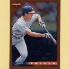 1996 Score Baseball Dugout Collection #B034 Travis Fryman - Detroit Tigers