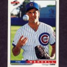 1996 Score Baseball #483 Turk Wendell - Chicago Cubs