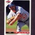 1996 Score Baseball #480 Gabe White - Cincinnati Reds