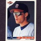 1996 Score Baseball #465 Phil Nevin - Detroit Tigers