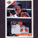 1996 Score Baseball #459 Mark Leiter - San Francisco Giants