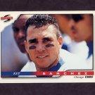 1996 Score Baseball #395 Rey Sanchez - Chicago Cubs