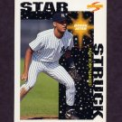 1996 Score Baseball #384 Derek Jeter SS - New York Yankees