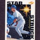 1996 Score Baseball #383 Karim Garcia SS - Los Angeles Dodgers