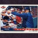 1996 Score Baseball #333 Roger Clemens - Boston Red Sox
