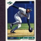 1996 Score Baseball #315 John Jaha - Milwaukee Brewers