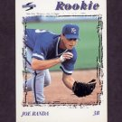 1996 Score Baseball #268 Joe Randa - Kansas City Royals
