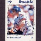 1996 Score Baseball #256 F.P. Santangelo - Montreal Expos