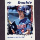 1996 Score Baseball #253 Mark Grudzielanek - Montreal Expos