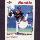 1996 Score Baseball #246 Alan Embree - Cleveland Indians