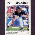 1996 Score Baseball #245 James Baldwin - Chicago White Sox