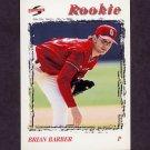 1996 Score Baseball #237 Brian Barber - St. Louis Cardinals