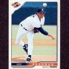 1996 Score Baseball #120 Sean Bergman - Detroit Tigers