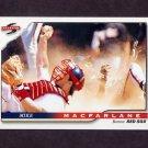 1996 Score Baseball #108 Mike Macfarlane - Boston Red Sox