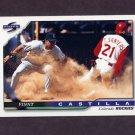 1996 Score Baseball #074 Vinny Castilla - Colorado Rockies