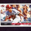 1996 Score Baseball #070 Bret Boone - Cincinnati Reds