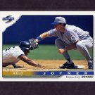 1996 Score Baseball #053 Wally Joyner - Kansas City Royals