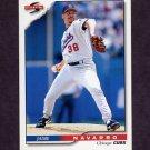 1996 Score Baseball #039 Jaime Navarro - Chicago Cubs
