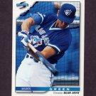 1996 Score Baseball #024 Shawn Green - Toronto Blue Jays