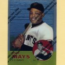 1997 Topps Baseball Mays Finest Insert #17 Willie Mays - San Francisco Giants