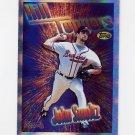1997 Topps Baseball Season's Best #SB16 John Smoltz - Atlanta Braves
