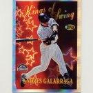 1997 Topps Baseball Season's Best #SB11 Andres Galarraga - Colorado Rockies