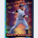 1997 Topps Baseball Season's Best #SB10 Andres Galarraga - Colorado Rockies