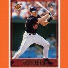 1997 Topps Baseball #473 Todd Zeile - Baltimore Orioles