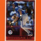 1997 Topps Baseball #456 Shannon Stewart - Toronto Blue Jays