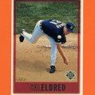 1997 Topps Baseball #424 Cal Eldred - Milwaukee Brewers