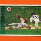 1997 Topps Baseball #420 Barry Larkin - Cincinnati Reds