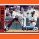 1997 Topps Baseball #418 Sandy Martinez - Toronto Blue Jays