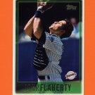 1997 Topps Baseball #412 John Flaherty - San Diego Padres