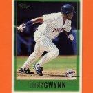 1997 Topps Baseball #410 Tony Gwynn - San Diego Padres