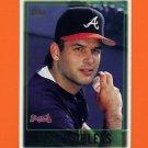 1997 Topps Baseball #404 Mark Wohlers - Atlanta Braves