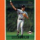 1997 Topps Baseball #396 Rich Aurilia - San Francisco Giants