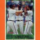 1997 Topps Baseball #390 Ryan Klesko - Atlanta Braves
