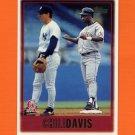 1997 Topps Baseball #365 Chili Davis - California Angels