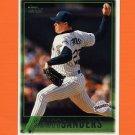 1997 Topps Baseball #362 Scott Sanders - San Diego Padres